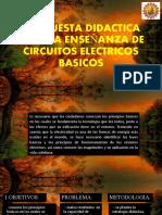 DIAPOSITIVAS.ANALISIS DE ARTICULO CIENTIFICO.CIRCUITOS