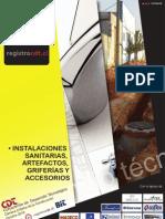 Compendio Instalaciones San It Arias Artefactos Griferias y Accesorios