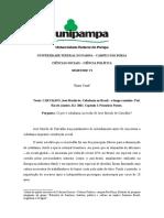 O que é cidadania para José Murilo de Carvalho