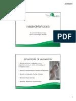 inmunoprofilaxis