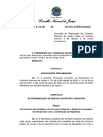 CNJ - Res 22 Consolidada