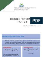 Aula 13_14_Risco e Retorno_ Parte II.pptx