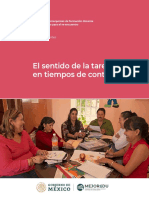 Talleres emergentes El sentido de la tarea docente en tiempos de contingencia (1)