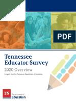 Educator Survey Brief