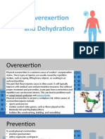 Overexertion and Dehydration