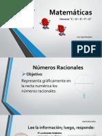 Clase 1 Números racionales en la Recta numérica.pptx