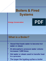 Lecture 5 Boilers and Fired Systems