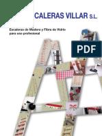 CATÁLOGO ESCALERAS VILLAR_