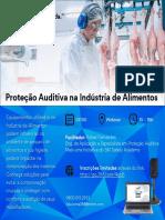 Proteção Auditiva na Indústria de Alimentos
