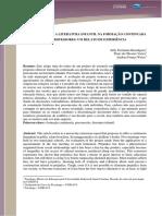 Artigo O PRECONCEITO E A LITERATURA INFANTIL NA FORMAÇÃO CONTINUADA COM PROFESSORES