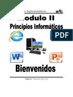 Indice TIC  I 2do. libro
