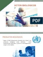 PRODUCTOS BIOLÓGICOS 2020