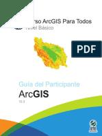 GUIA - BASICO ARCGIS 10.3