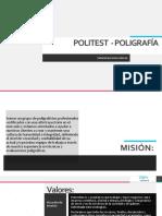 POLITEST  - POLIGRAFÍA PRESENTACION
