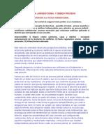 TUTELA JURISDICCIONAL Y DEBIDO PROCESO PERU