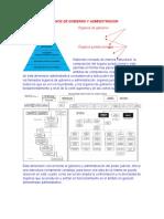 ORGANOS DE GOBIERNO Y ADMINISTRACION PERU