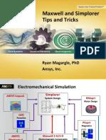 Maxwell and Simplorer Tips-Tricks - Magargle.pdf