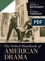 The Oxford Handbook of American Drama (ed. Jeffrey H. Richards, Heather S. Nathans_.pdf