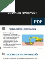 9. Sistemas de Remediacion (2)