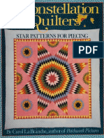 A constellation for quilters star patterns for piecing