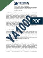 """Caso """"El Equipo Virtual de Geólogos""""-2020"""