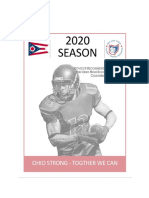 OHSFCA Proposal for Fall 2020