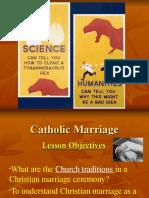 catholic marriages