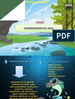 contaminacion de las aguas en el peru