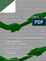 3.- CLASES DE AUDITORÍA (1)