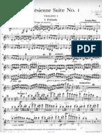 Arlésienne violon 1