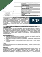 Programa Entorno Político - Especialización en Comercio