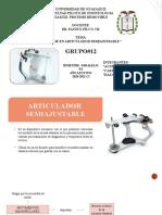 GRUPO 12_MONTAJE DE ARTICULADOR