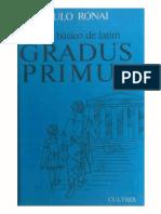 Curso Básico de Latim_Gradus Primus - Paulo Rónai.pdf
