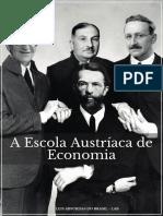 A escola austríaca de economia - Instituto Mises