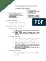 Fisiopatologia hiponatremia
