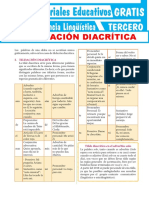 Acentuación-Diacrítica-Para-Tercer-Grado-de-Secundaria