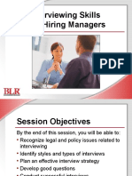 Interviewing Skills for Supervisors.ppt