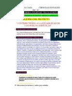 UNIDAD CUIDEMOS NUESTRO MEDIOAMBIENTE (SE)