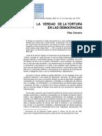 Articulo - P. Calveiro-La verdad de la tortura en las democracias 10+.pdf