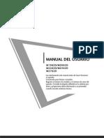 Manual Usuario Tv Lg m1962d m2062d m2262d m2362d m2762d