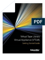 VTL Virtual Appliance User Guide