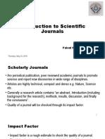 Presentation-Journals