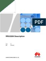 RRU3269 Description