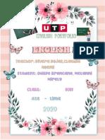 PortaFolio Ingles IV