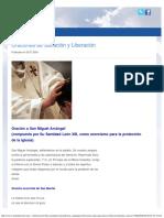 Oraciones de Sanación y Liberación _ Reina del Cielo.pdf