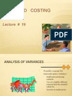 Lecture 19CAs20
