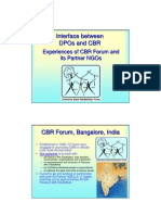 Interaction Betwen DPos and CBR