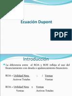 Modelo Dupont