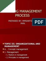 Management Lecture 2011