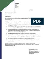Letter for Online Graduation Ceremony - Grade 6 (1).pdf